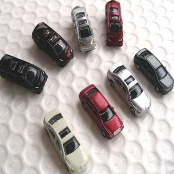 N Scale Cars (pack of 5)